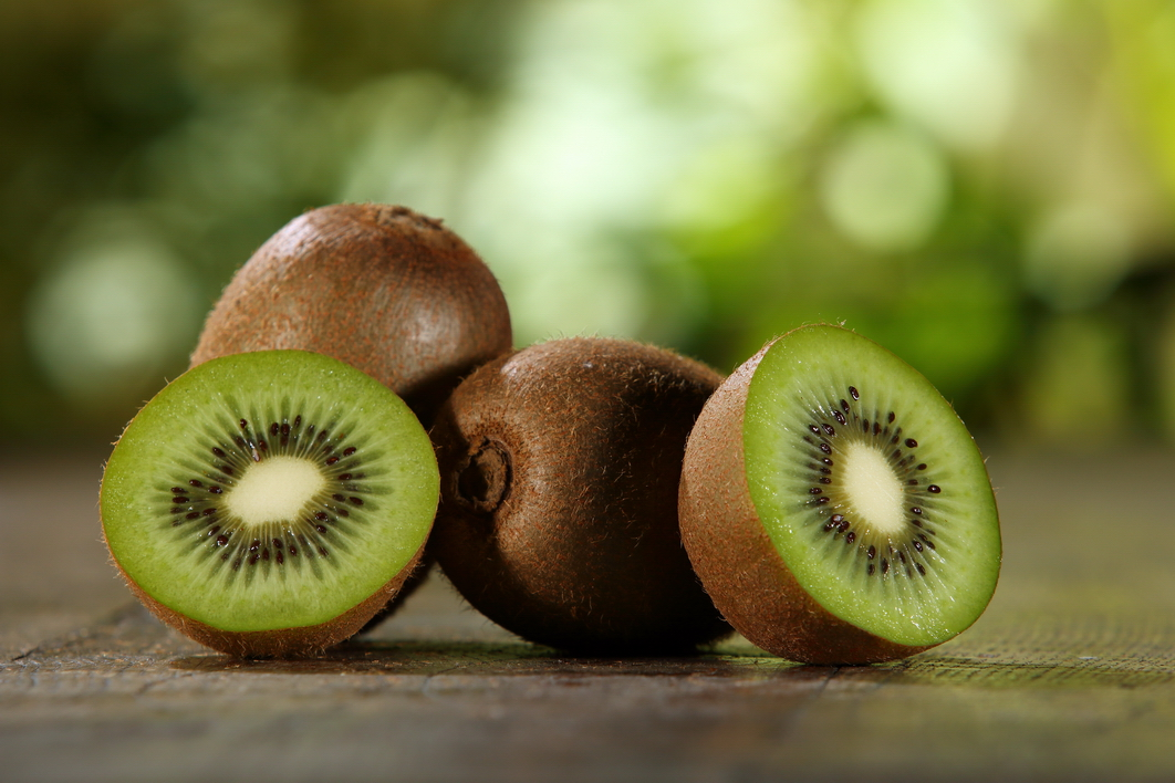 Get in shape for spring with Oscar kiwi!