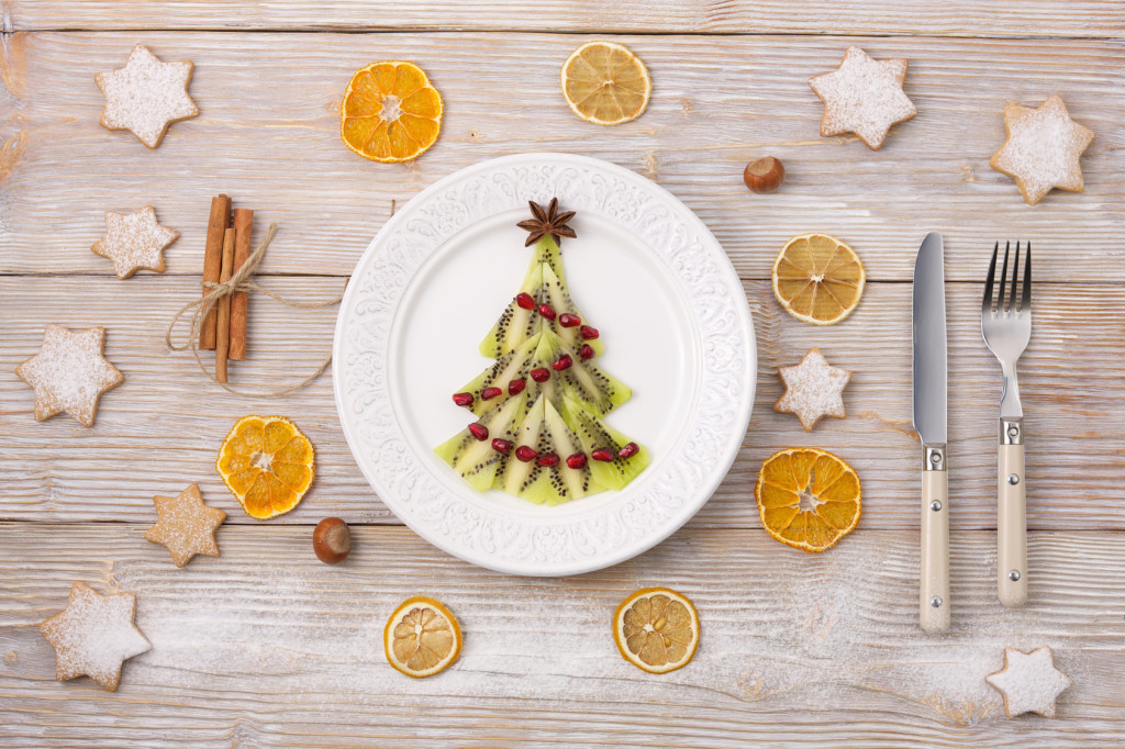Christmas menu ideas with Oscar® Kiwi!