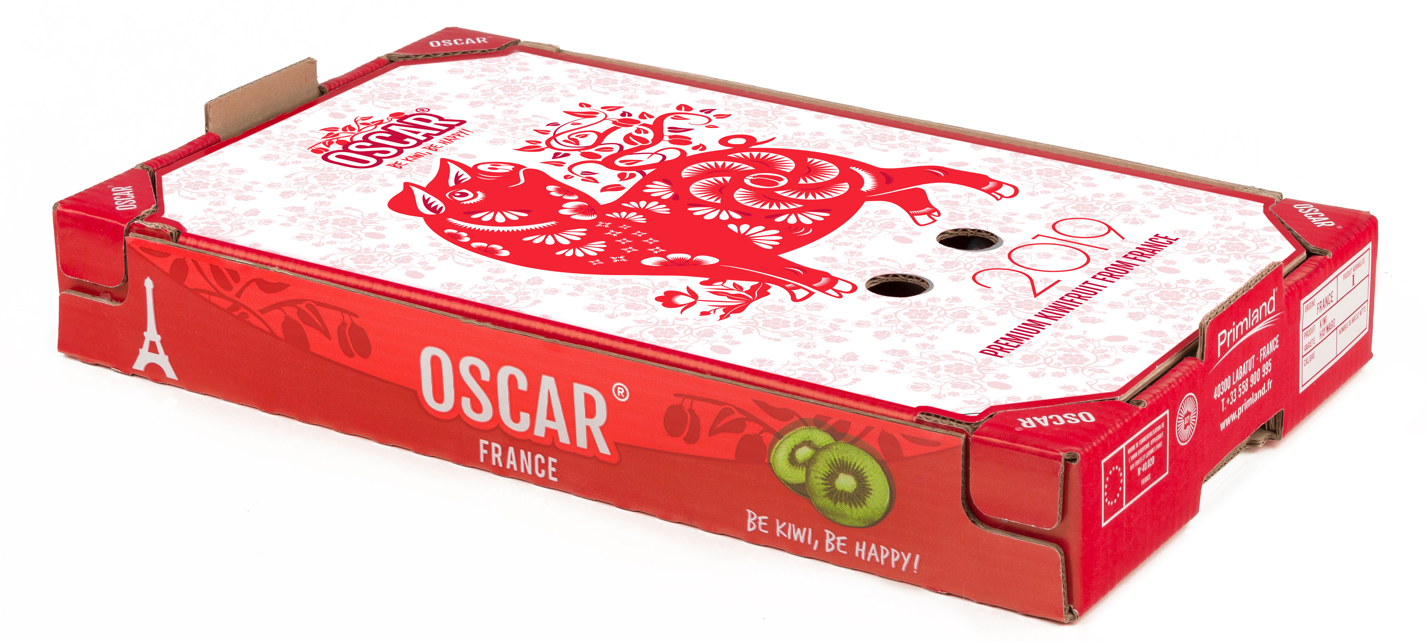 Chinese New Year with Oscar® Kiwi