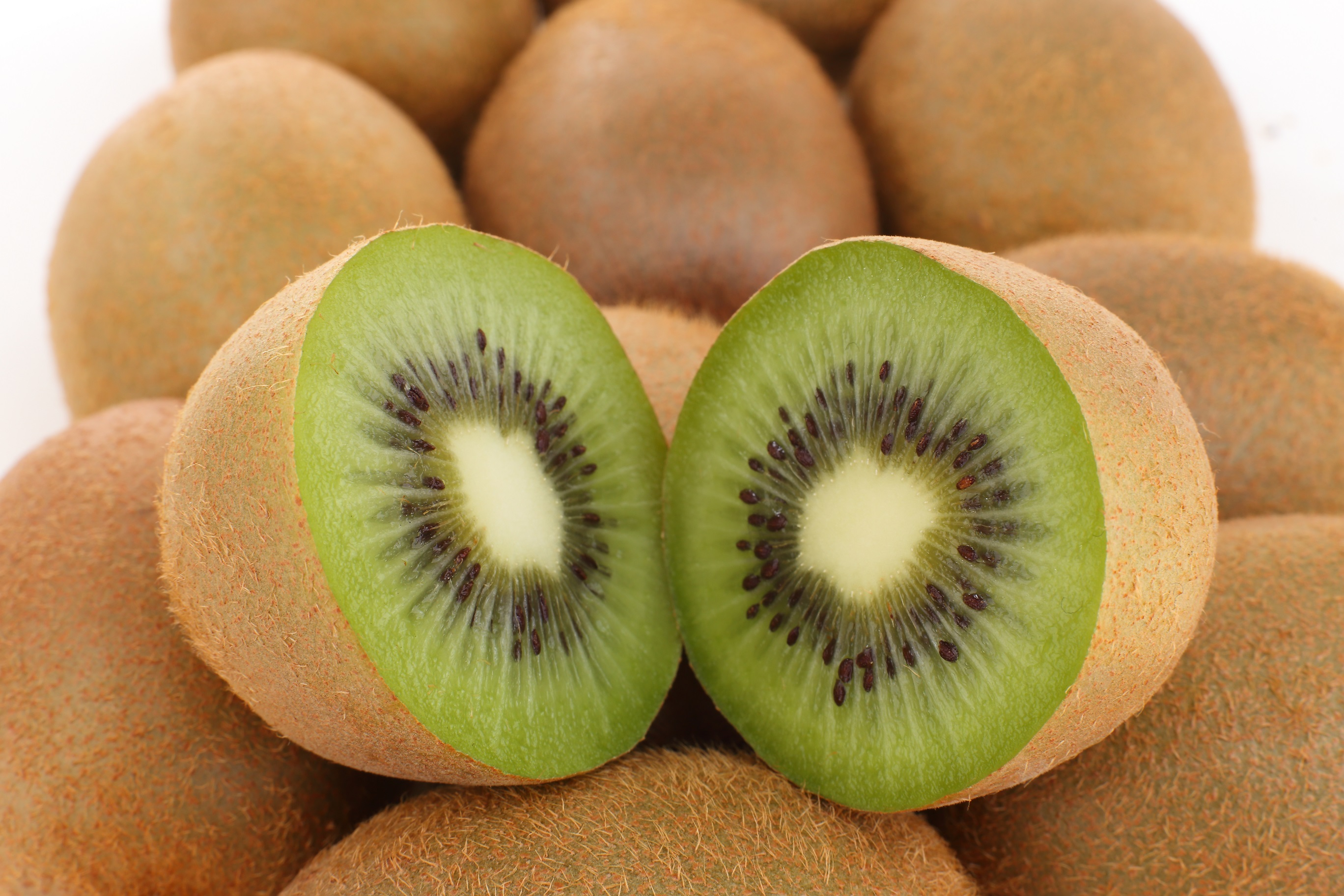 Kiwi fruits and digestion