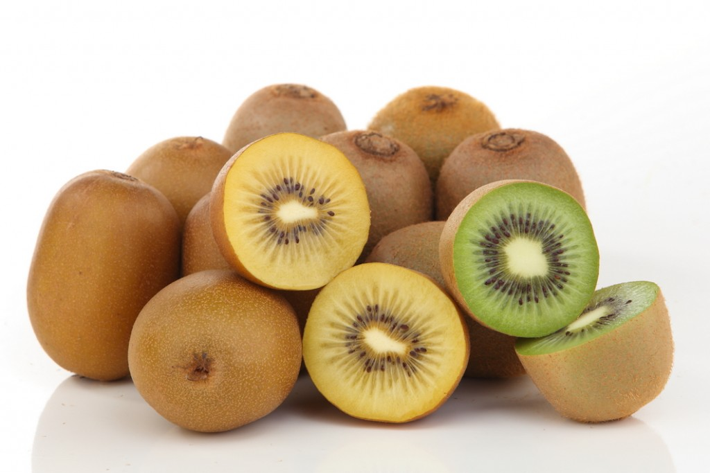 The list of the benefits of kiwi fruit grows longer !
