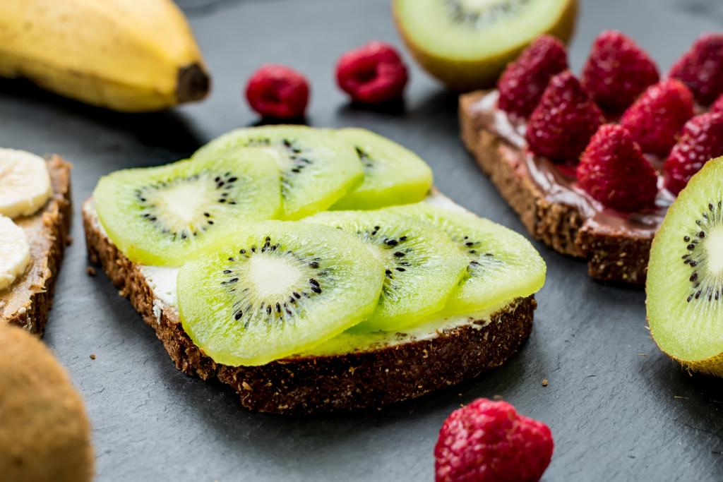 Đồ ăn nhẹ: 3 công thức nấu ăn lành mạnh với trái kiwi