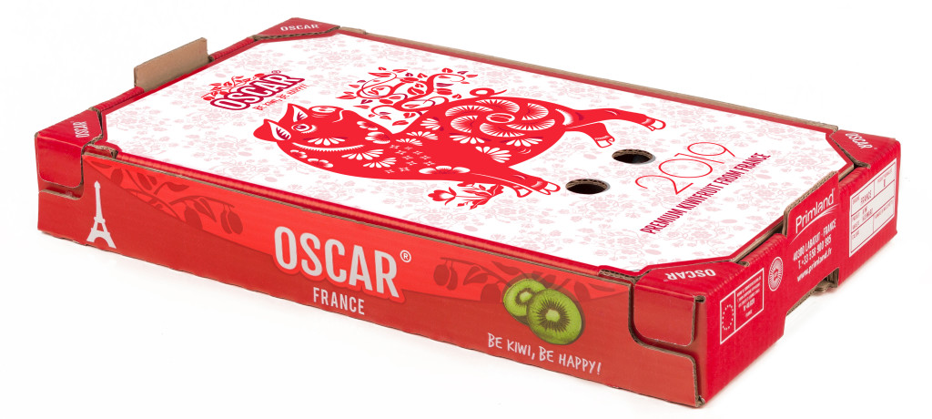 Celebrate Chinese New Year with Oscar®!