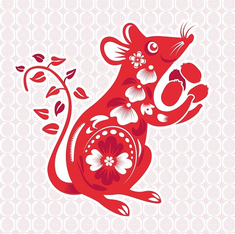 Chinese New Year, celebrate the Metal Rat!