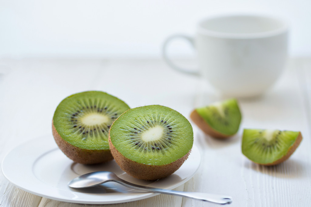 Benefits of Kiwifruits for digestion