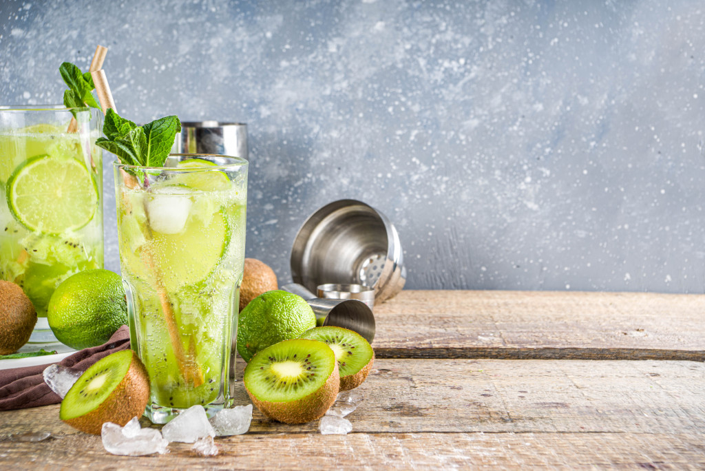 Stay hydrated this Summer with Oscar® Kiwi