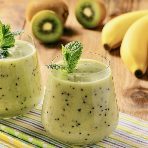 Oscar Kiwi & Banana Smoothie