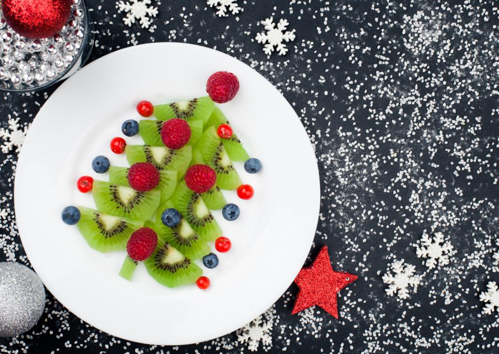Christmas Recipe Ideas with Oscar Kiwifruit!