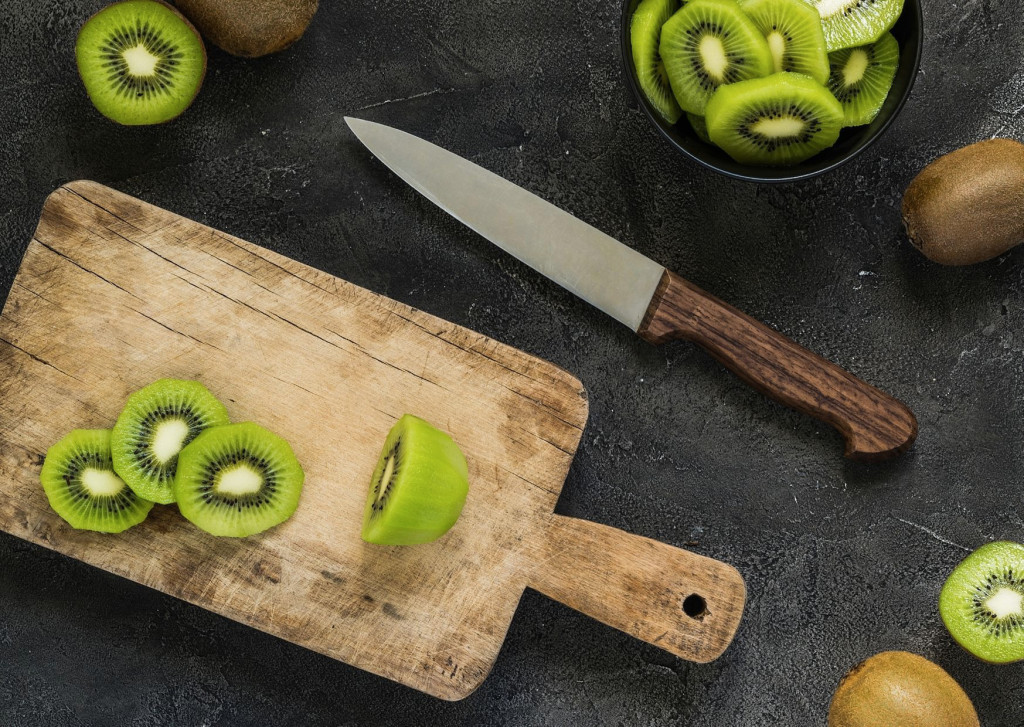 Kiwi et potassium