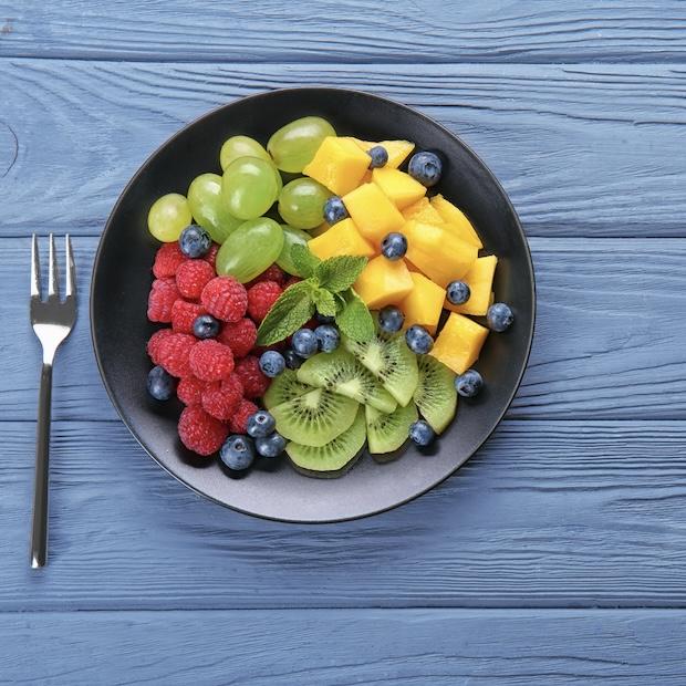 Rainbow Fruit Salad Recipe